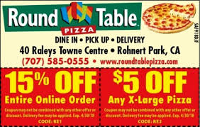 round table pizza s 2019