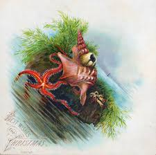 Christmas Cards Images Have A Creepy Little Christmas With These Unsettling Victorian Cards