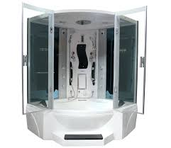 steam shower bathtubs alternative views luxury steam shower bathtub combo