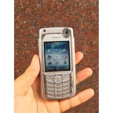 Điện Thoại Nokia 6680 [ Tặng Thẻ Nhớ ...