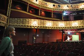 Gaiety Theatre Dublin Seating Chart The Gaiety Theatre 1880s 1930s Dublin City Council
