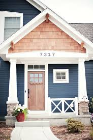 blue exterior paintBest 25 Navy house exterior ideas on Pinterest  Blue house