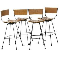 set of 4 bar stools. Set Of 4 Bar Stools Chairs Bentwood Short Stool In F