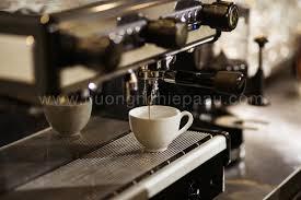 Review kinh nghiệm mua máy pha cà phê cho quán takeaway