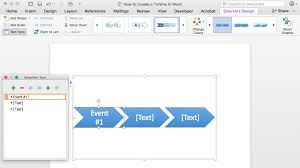 a timeline template how to make a timeline in word free template teamgantt