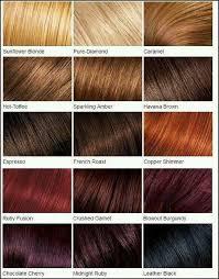 Mahogany Red Hair Color Chart Crushed Garnet Dark Mahogany Dark Auburn Deep Red Brown