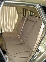 honda crv full piping seat covers rear seats