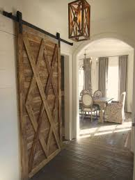 entryway office barn door. Country Hallway With Ash Wood Floor, Crown Molding, Fabric Curtain, Chandelier, Upholstered Entryway Office Barn Door O