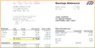 Online Pay Stub Generator Free Maker Online Paystub Generator Erikhays Co