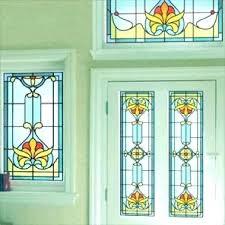 adhesive stained glass adhesive window covering window stained glass with self adhesive stained glass window