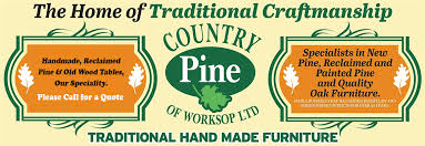 Country Pine of Worksop – The Finest Quality Oak & Pine Furniture