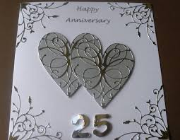 25th wedding anniversary gift ideas by year