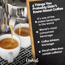 Facts about coffee that will wake you up and appreciate one of the world's top drinks. Facebook