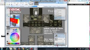 How To Make A Roblox Shirt On Paint Net How To Make A Military Uniform Roblox Paint Net