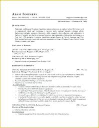 Medical Assistant Resume With No Experience Unique Sample Resumes For Medical Assistant Positions Entry Level Resume