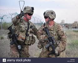 Us Army Platoon U S Army 1st Lt Andrews Kearns Left A Platoon Leader For