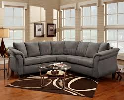 like the stylein white leather sectional sofas Grey Fabric