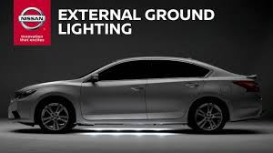 2017 Nissan Maxima Platinum Accent Lighting 2020 Nissan Maxima Accessories Parts Nissan Usa