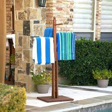 spa towel storage. Interesting Towel Outdoor  Intended Spa Towel Storage