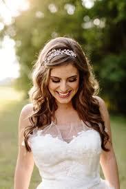 Wedding Hair With Headband