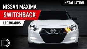 1997 Nissan Maxima Brake Lights Stay On