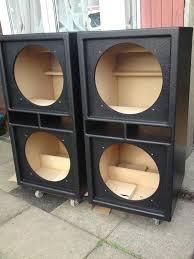 Pa Subwoofer Cabinet Design