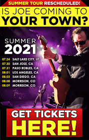Tour Dates - MAIN TOUR PAGE - <b>Joe Bonamassa</b>