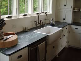 Farmhouse Style Kitchen Sinks Kitchen Soapstone Sink Ideas Farmhouse Kitchen Wood Cabinets