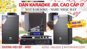 Bảo Châu Elec - Đón Tết Sum Vầy Cùng Bộ Dàn Karaoke JBL Cao Cấp 17