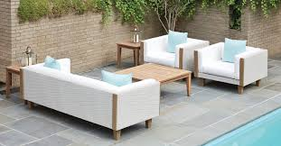the best patio furniture material for