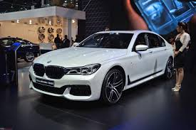 new car launches team bhpNext Gen BMW 7 Series Launched  Auto Expo 2016  TeamBHP