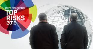 Αποτέλεσμα εικόνας για Eurasia Group:   2019  Pax Americana