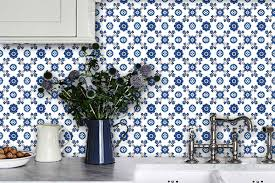 faux kitchen tile wallpaper. faux kitchen tile wallpaper