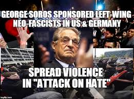 Image result for george soros  funded