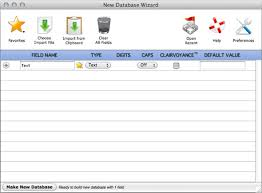 database software for mac. Panorama Sheets New Database. \u003e\u003e Database Software For Mac