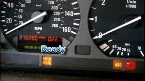 1995 Bmw 525i Check Engine Light Bmw Diagnostic Codes
