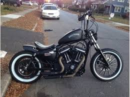 best 25 iron 883 bobber ideas