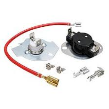 amazon com 279816 dryer thermal fuse high limit thermostat kit image unavailable