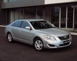 Problems and Recalls: Toyota XV40 Aurion (2006-11)
