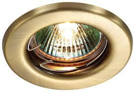 Купить <b>Встраиваемый светильник Novotech Classic</b> 369700 ...