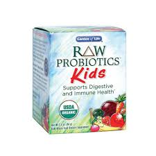raw probiotics kids from garden of life 2 months supply with cold better life market