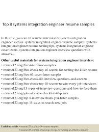 topsystemsintegrationengineerresumesamples lva app thumbnail jpg cb