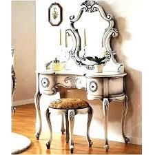 Makeup Vanities For Bedrooms Mirrored Vanity Table Nice Vanity ...