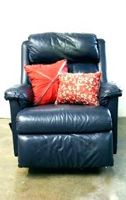 blue lazy boy couch navy