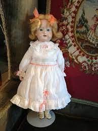 Dolls - Lilian middleton