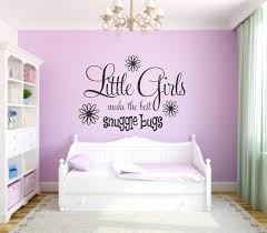 interior wall decals for girls bedrooms stylish flowers tree decal girl nursery in throughout 11