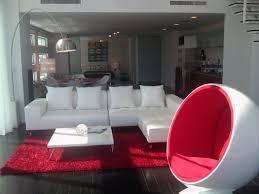 white phantom sofa