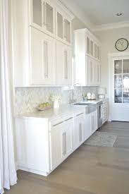 Kitchen Tour Because White Kitchens Kitchen Cabinets Decor