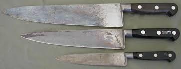 Best Chef KnivesCarbon Steel Kitchen Knives
