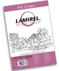 <b>Обложки Lamirel Transparent A4</b> LA-78783, PVC, дымчатые ...